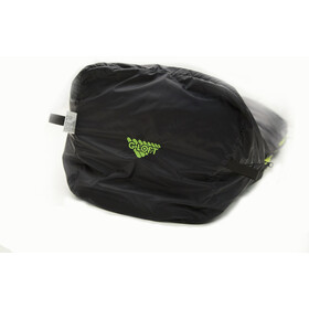 Carinthia G 145 Sovepose M, black/lime